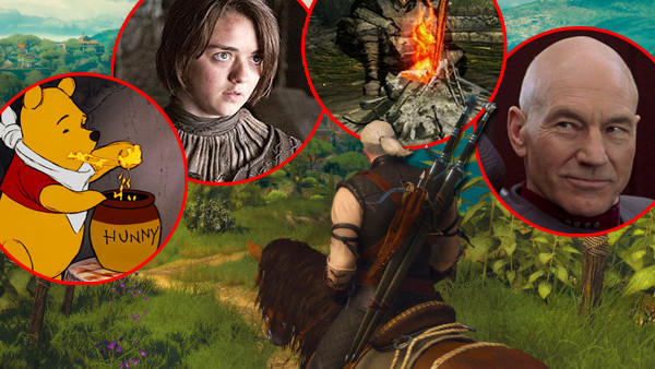 The Witcher 3: Blood And Wine - 11 Easter Eggs, Secrets