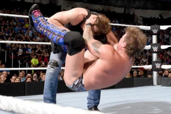 Dean Ambrose, Chris Jericho