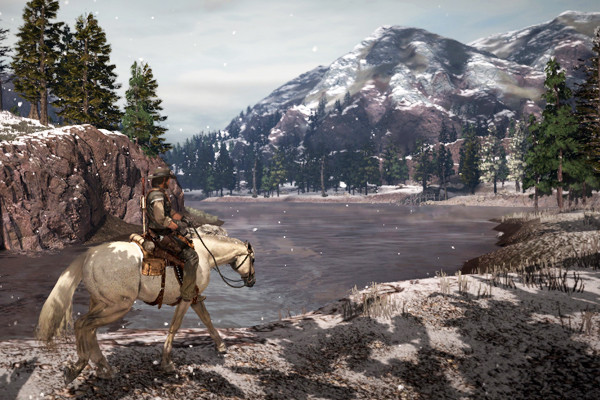 Red Dead Redemption Runs Better On Xbox One