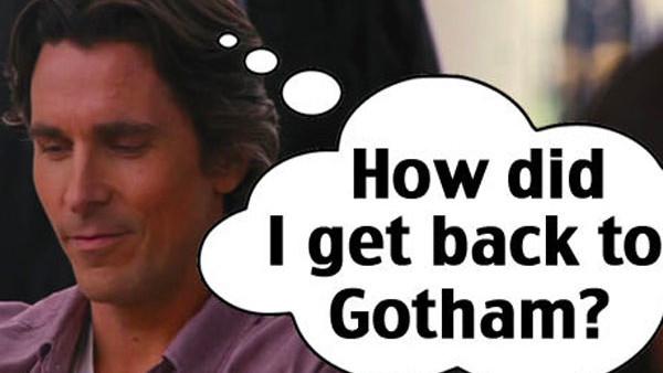 Batman Bale Gotham