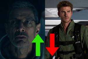 Independence Day Resurgence Jeff Goldblum Liam Hemsworth