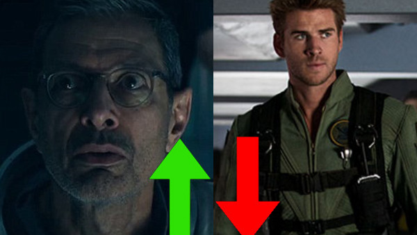 Independence Day Resurgence Jeff Goldblum Liam Hemsworth
