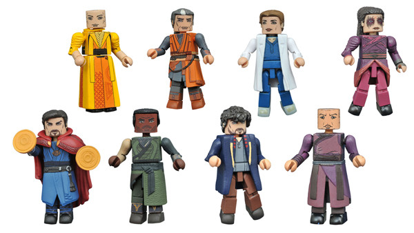 Doctor Strange Minimates