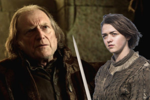 Arya Stark Walder Frey