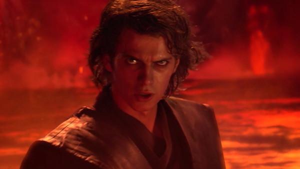 Star Wars Revenge Of The Sith Anakin Skywalker Hayden Christensen