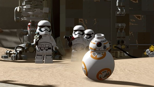 Lego Star Wars The Force Awakens BB-8