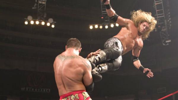 """Resultado de imagem para edge vs randy orton vengeance 2004"""""""