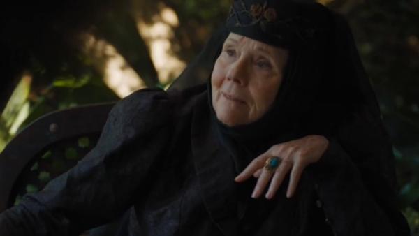 Game of Thrones Olenna Tyrell Dorne