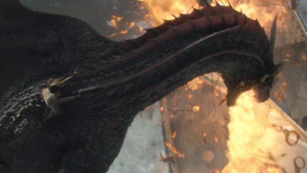 Game of Thrones Drogon Meereen