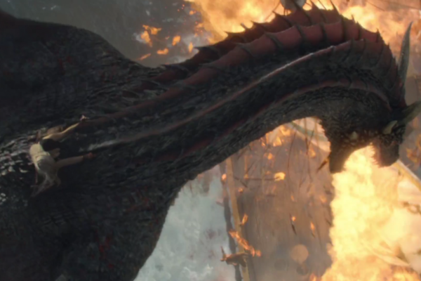 Game of Thrones Drogon Meereen