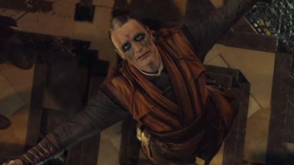 Doctor Strange Mads