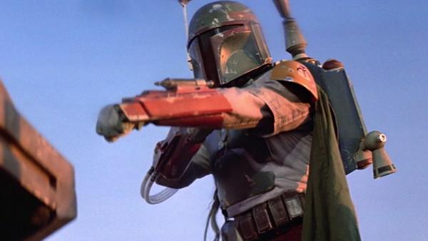 Star Wars Return Of The Jedi Boba Fett