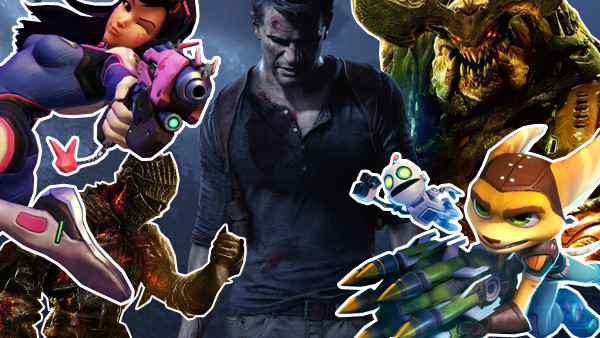 18 Best Video Games Of 2016 (So Far)