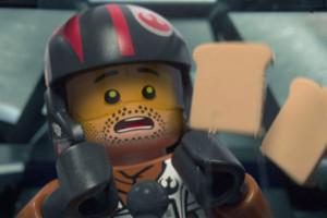 Star Wars LEGo The Force Awakens Toast