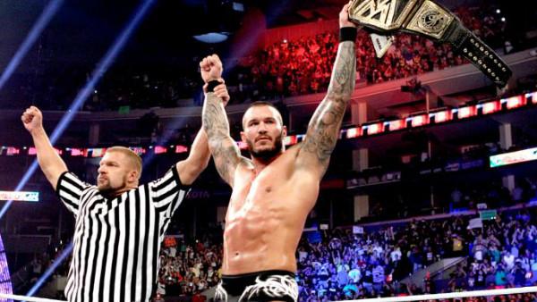 Randy Orton SummerSlam 2013