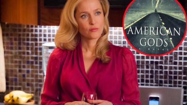Gillian Anderson Hannibal American Gods