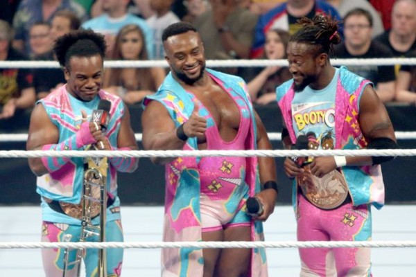 new day smackdown