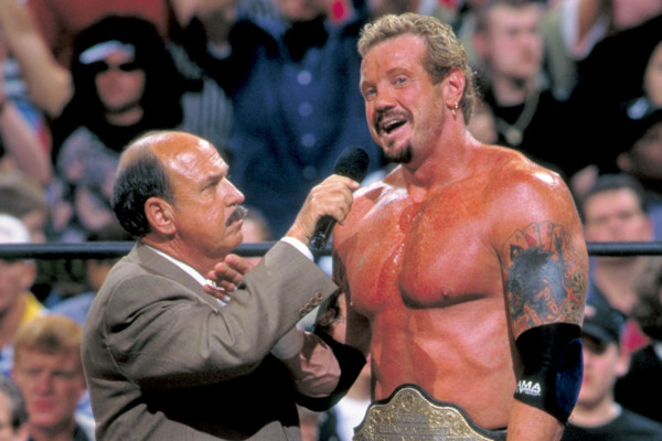 Diamond Dallas Page DDP Gene Okerlund