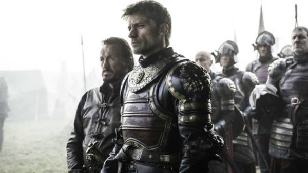 Game of Thrones Bronn Jaime Riverrun