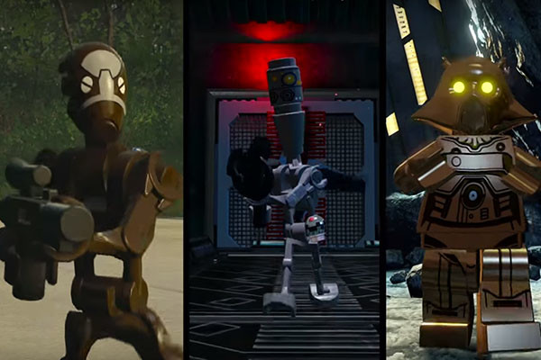 LEGO Star Wars: The Force Awakens - 13 Exciting Details We Just ...