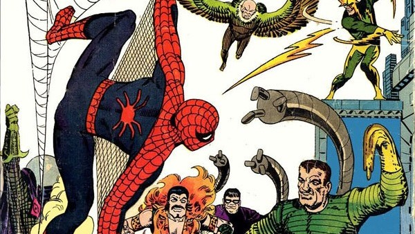 Spider-Man Sinister Six First Appearance
