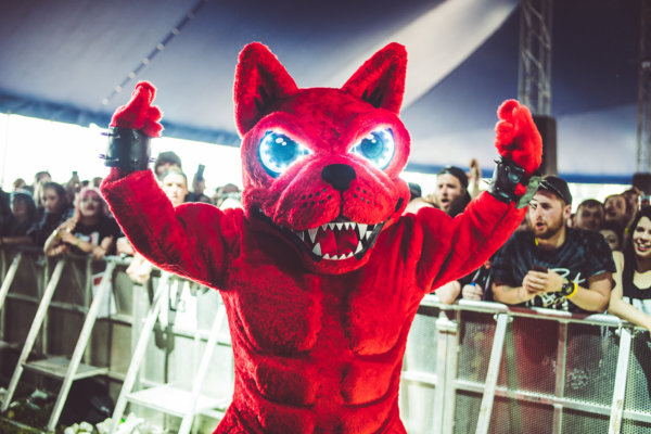 Download Festival 2016 Mascot