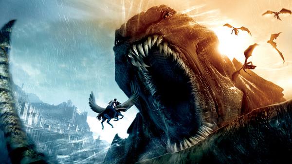 kraken clash of the titans
