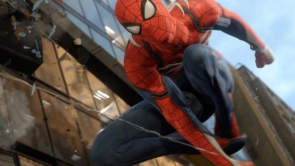 Spider-Man PS4 Insomniac
