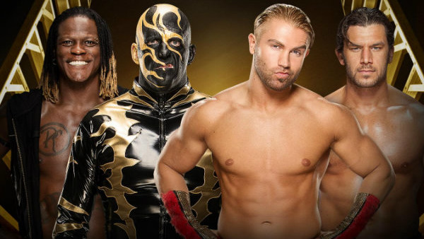 Golden Truth Breezango