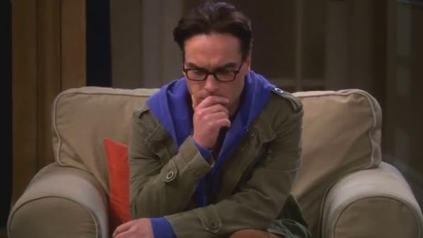 Leonard Big Bang Theory