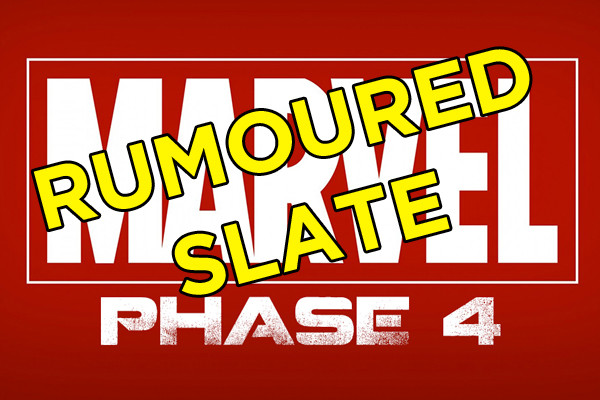Marvel Phase 4 Rumour