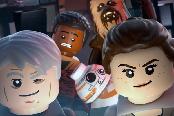 LEGO Star Wars The Force Awakens Selfie