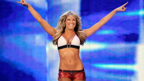 Kelly Kelly Smackdown
