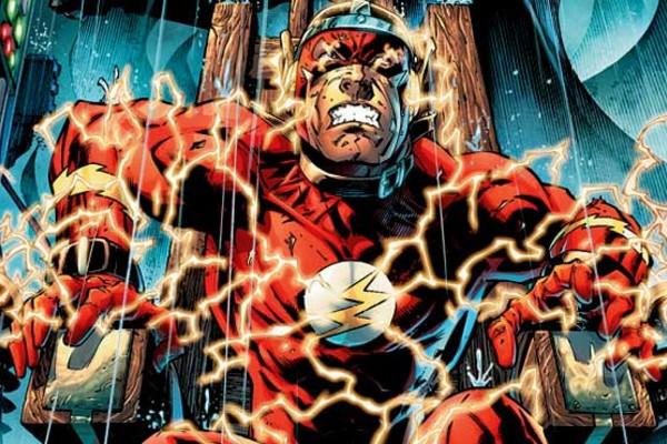 comics DCEU Flashpoint