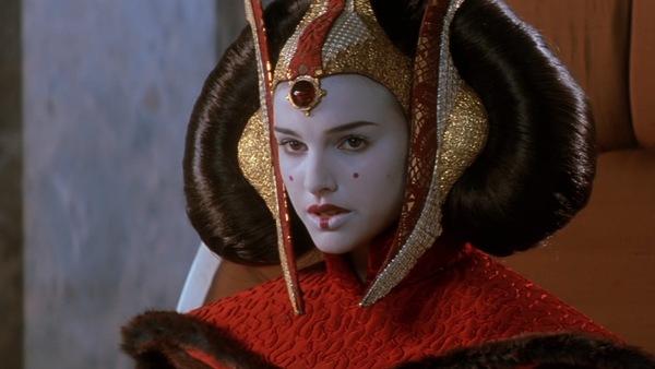 Star Wars Queen Amidala