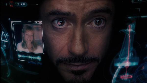 Avengers Iron Man Missile