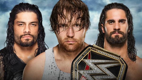 SHIELD Ambrose Reigns Rollins Battleground