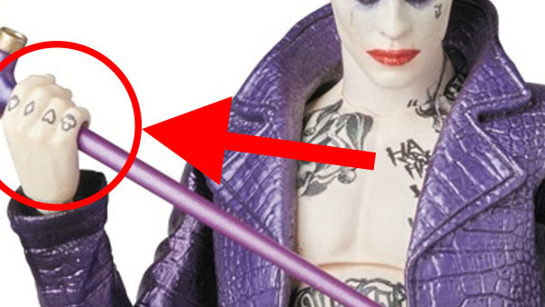 Suicide Squad Decoding All 16 Of Jared Letos Joker Tattoos Page 6
