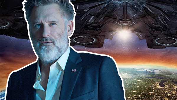 Independence Day Resurgence Bill Pullman