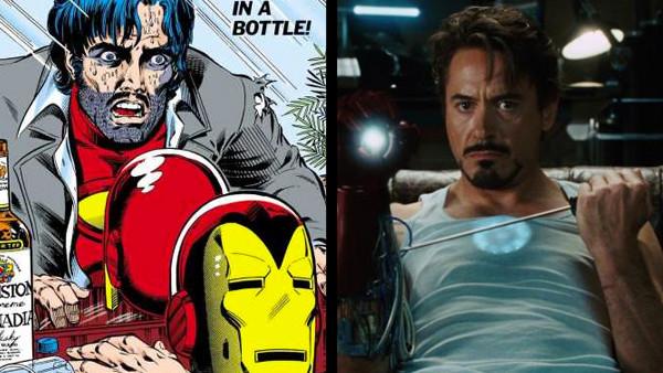 Iron Man 2 Demon In A Bottle