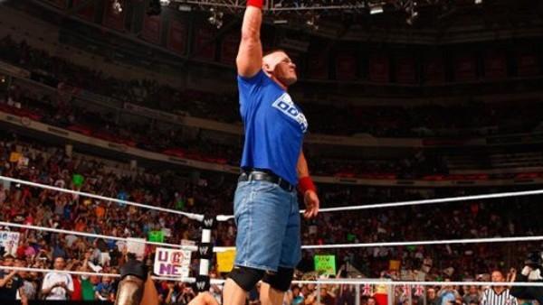 John Cena SmackDown 2011