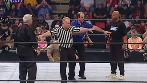 Resultado de imagen para Teddy Long vs. Eric Bischoff | Survivor Series 2005