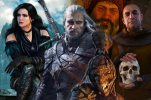 Witcher 3 characters