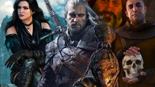The Witcher 3: 20 Characters Ranked From Worst To Best