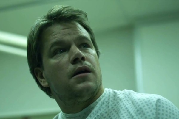 Contagion Matt Damon