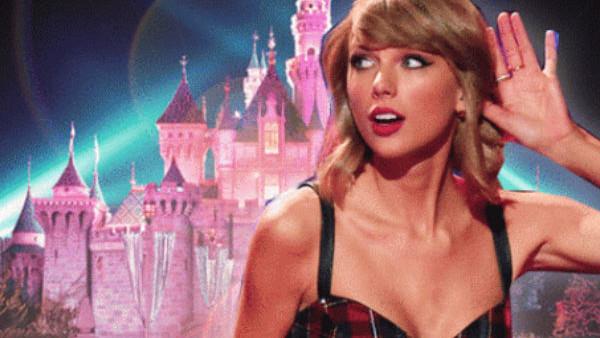 Taylor Swift Disneyland