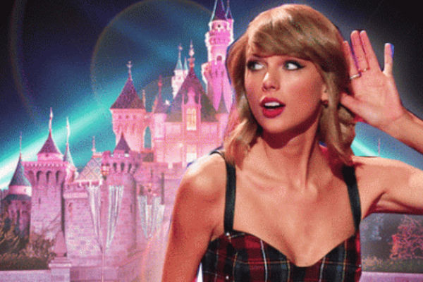 Taylor Swift Disneyland
