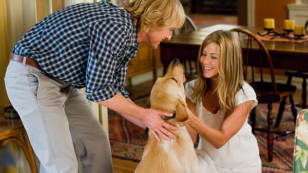 Marley and Me - Owen Wilson and Jennifer Aniston