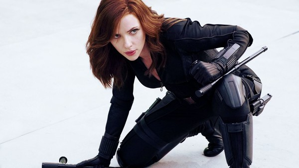 Scarlett Johansson S Black Widow