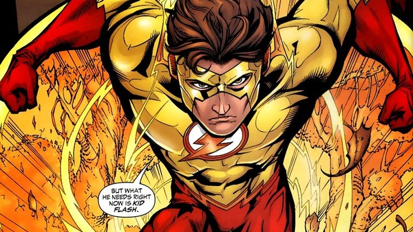 The Flash speedsters